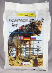 Wolf Wild Nature mini ryba a losos 1,8kg
